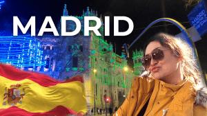 Madrid 2020 ❤️ Spain Travel Vlog [4K]