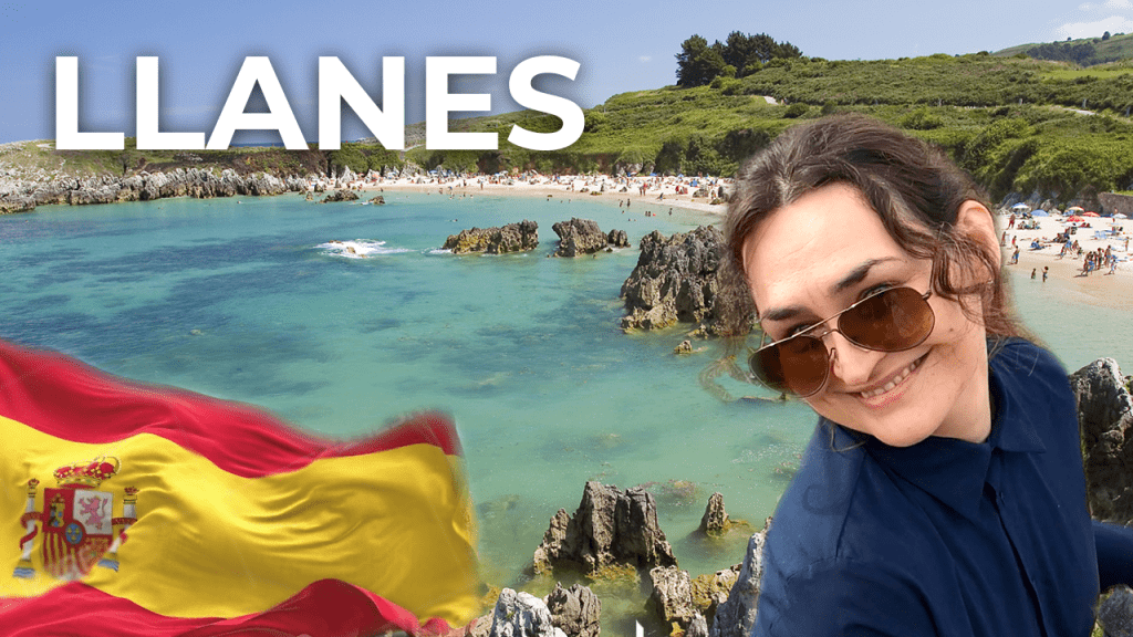 Llanes ❤️ North Coast of Spain   Asturias Travel Vlog [4K]