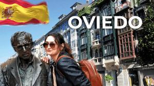 Oviedo 2020 ❤️ North of Spain | Asturias Travel Vlog [4K]