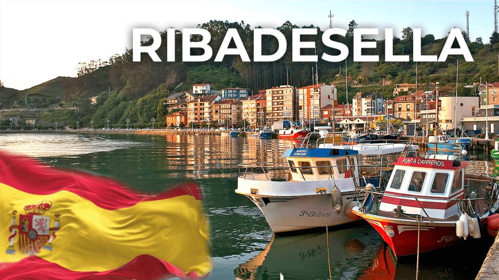 Ribadesella ❤️ North Coast of Spain   Asturias Travel Vlog [4K]