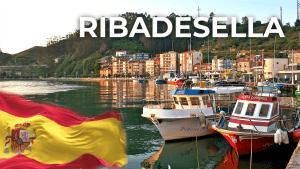 Ribadesella ❤️ North Coast of Spain | Asturias Travel Vlog [4K]
